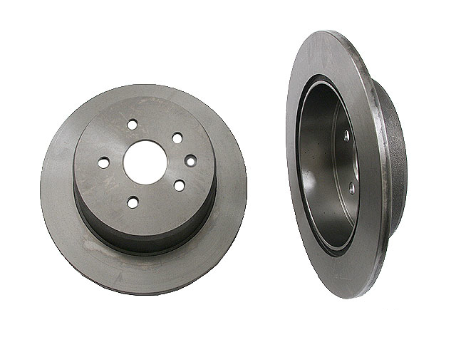 Lexus IS300 Rotors > Lexus IS300 Disc Brake Rotor