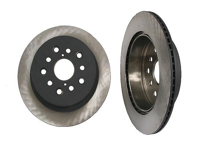 Lexus LS430 Brakes > Lexus LS430 Disc Brake Rotor