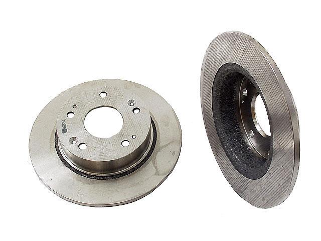 Acura TSX Brakes > Acura TSX Disc Brake Rotor