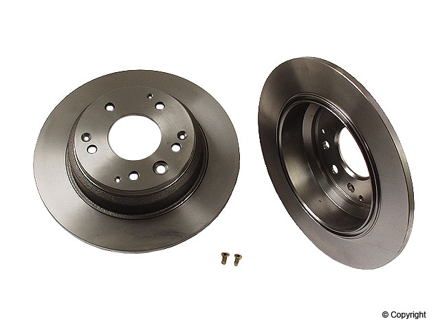 Acura Brake Rotors > Acura Legend Disc Brake Rotor