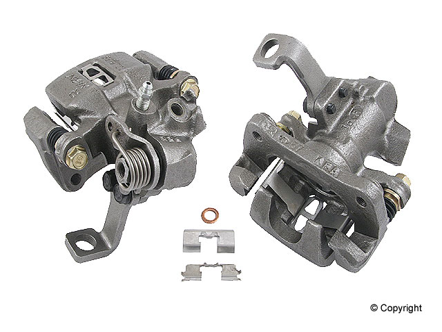 Honda CRX Brake Caliper > Honda CRX Disc Brake Caliper