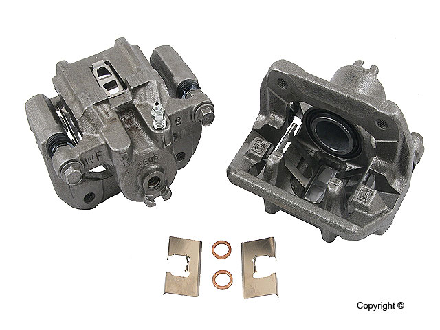 Honda Brake Caliper > Honda Element Disc Brake Caliper