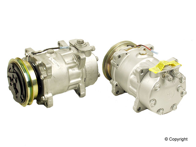 Saab 9000 AC Compressor > Saab 9000 A/C Compressor