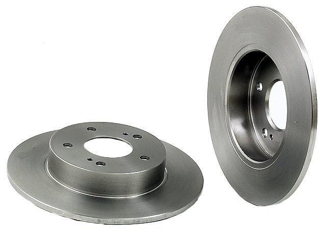 Infiniti I30 Rotors > Infiniti I30 Disc Brake Rotor