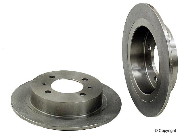 Nissan Brakes > Nissan Sentra Disc Brake Rotor