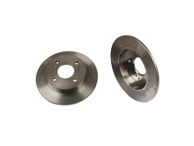 Nissan 240SX Brakes > Nissan 240SX Disc Brake Rotor