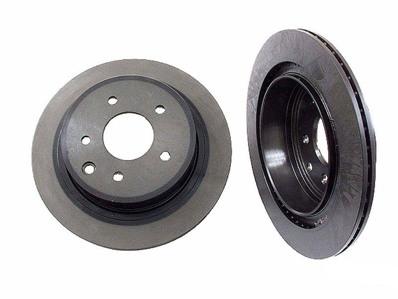 Infiniti J30 Brake Disc > Infiniti J30 Disc Brake Rotor