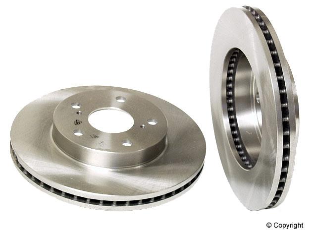 Toyota Previa Brakes > Toyota Previa Disc Brake Rotor