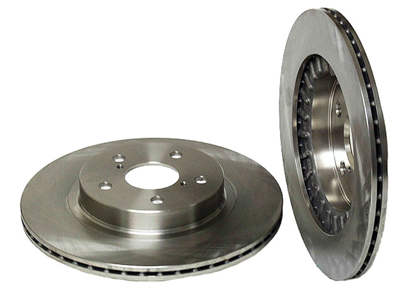 Toyota Brakes > Toyota RAV4 Disc Brake Rotor