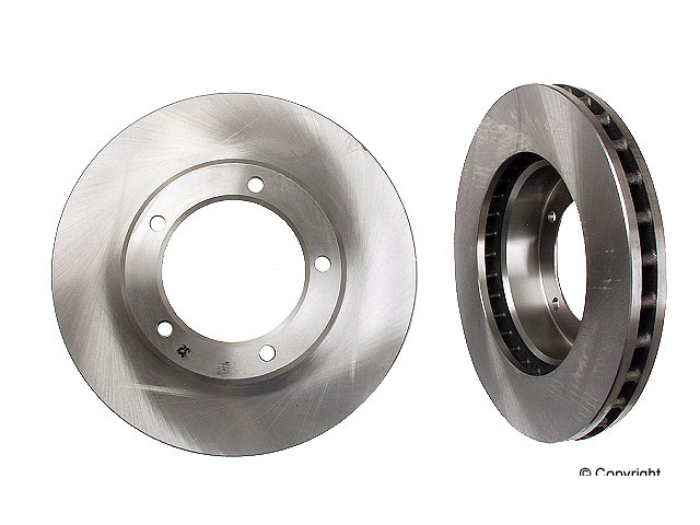 Toyota Brake Rotor > Toyota Land Cruiser Disc Brake Rotor