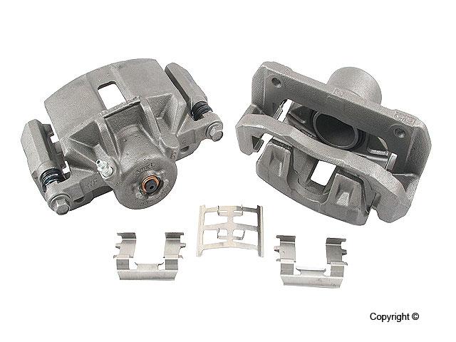 Acura TSX Brake Caliper > Acura TSX Disc Brake Caliper