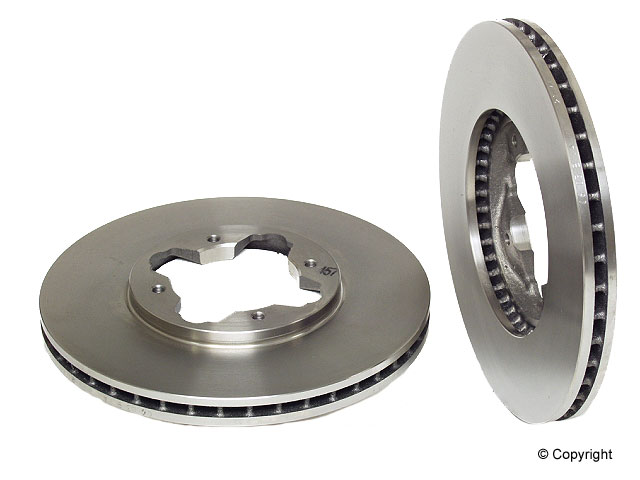 Acura Vigor Brake Disc > Acura Vigor Disc Brake Rotor