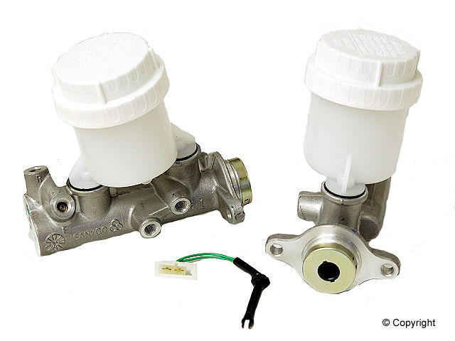Nissan Brake Master Cylinder > Nissan Stanza Brake Master Cylinder