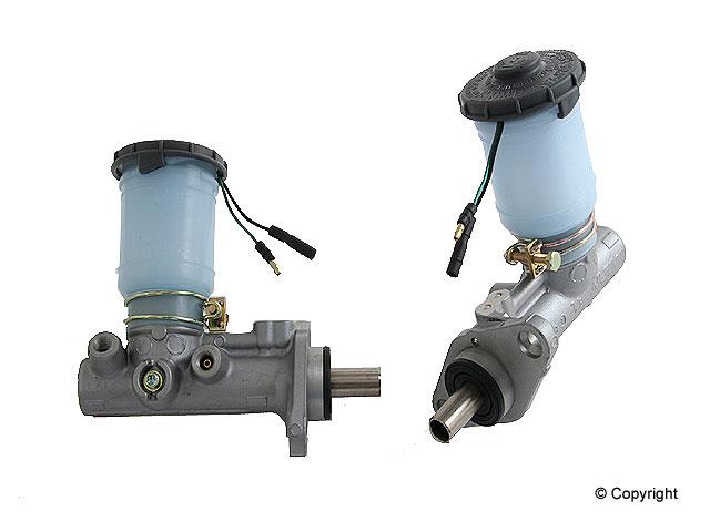 Honda Brake Master Cylinder > Honda CRX Brake Master Cylinder