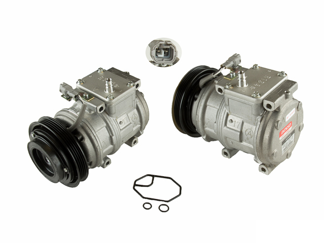 Toyota Previa AC Compressor > Toyota Previa A/C Compressor