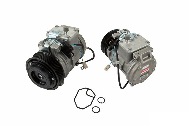 Mercedes 400SE AC Compressor > Mercedes 400SEL A/C Compressor