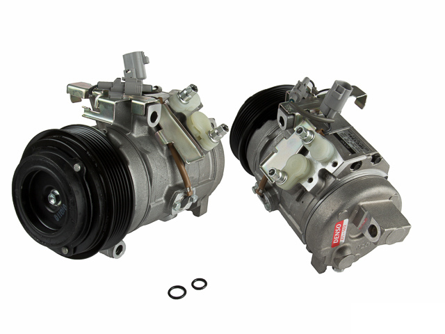 Lexus GX470 AC Compressor > Lexus GX470 A/C Compressor