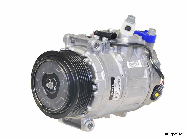 Mercedes CL55 AC Compressor > Mercedes CL55 AMG A/C Compressor