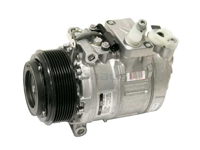 Mercedes SLK32 AC Compressor > Mercedes SLK32 AMG A/C Compressor