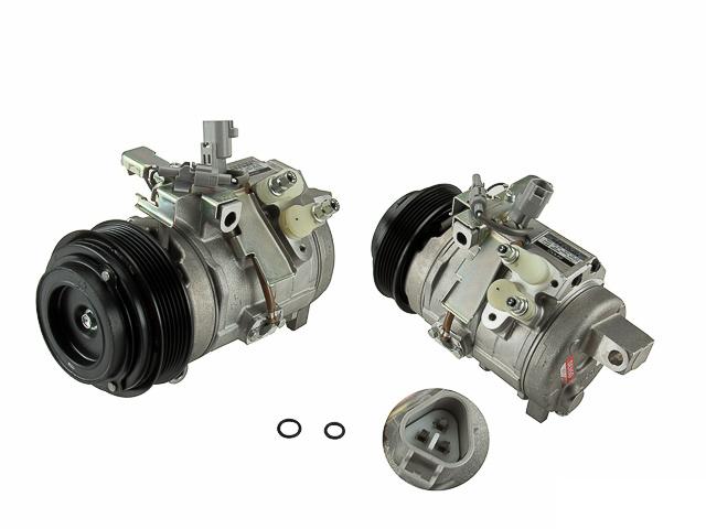Toyota AC Compressor > Toyota 4Runner A/C Compressor