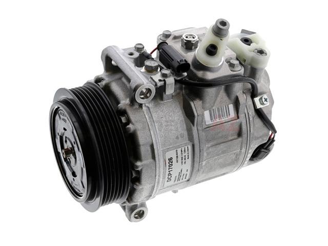 Mercedes AC Compressor > Mercedes CLK63 AMG A/C Compressor