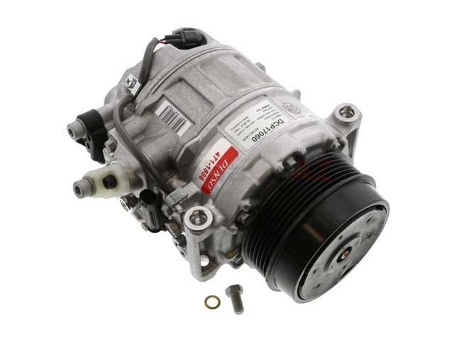 Mercedes S55 AC Compressor > Mercedes S550 A/C Compressor