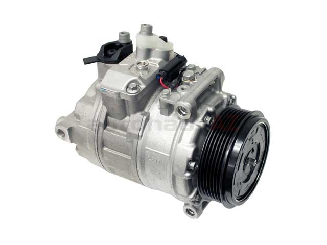 Mercedes ML350 AC Compressor > Mercedes ML350 A/C Compressor