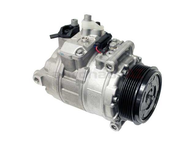 Mercedes ML500 AC Compressor > Mercedes ML500 A/C Compressor