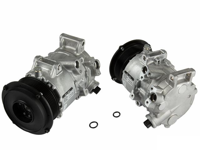 Toyota RAV4 AC Compressor > Toyota RAV4 A/C Compressor