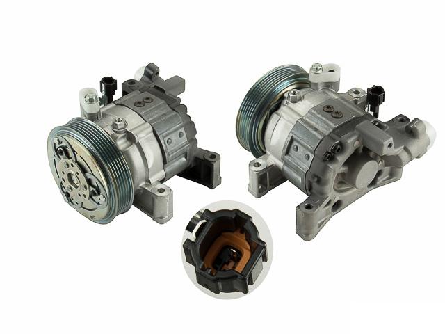 Nissan Sentra AC Compressor > Nissan Sentra A/C Compressor