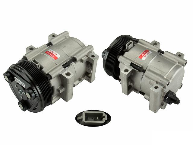 Mazda AC Compressor > Mazda B2300 A/C Compressor