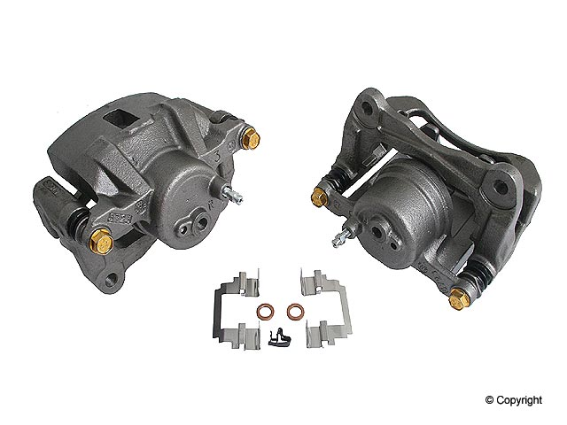Toyota Matrix Brake Caliper > Toyota Matrix Disc Brake Caliper