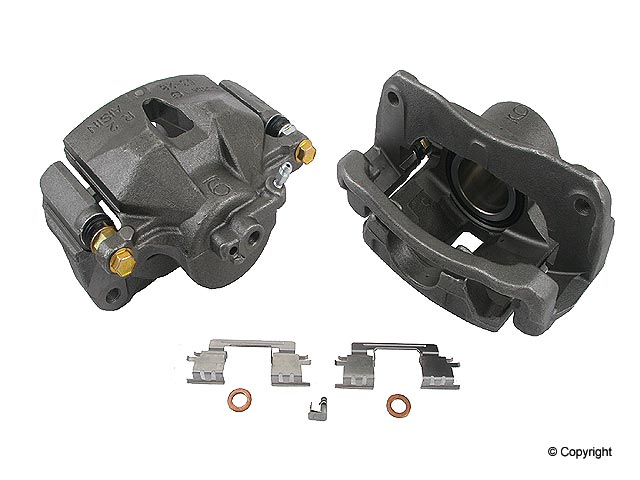 toyota sienna brake caliper auto parts online catalog. Black Bedroom Furniture Sets. Home Design Ideas