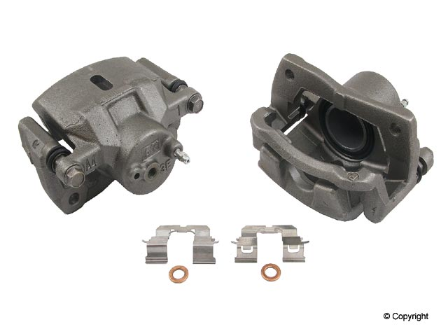 Toyota Echo > Toyota Echo Disc Brake Caliper