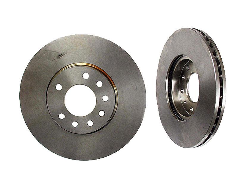 Saab 9-3 Rotors > Saab 9-3 Disc Brake Rotor