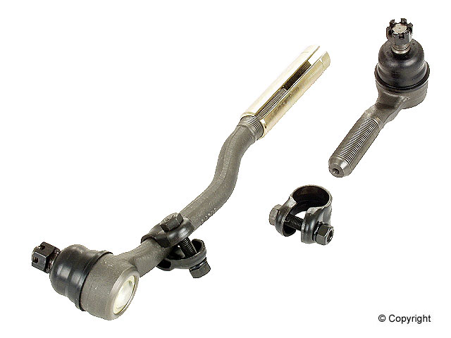 Nissan Tie Rod Assembly > Nissan D21 Steering Tie Rod Assembly