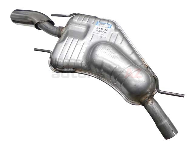 Saab Exhaust System > Saab 9-5 Exhaust Muffler