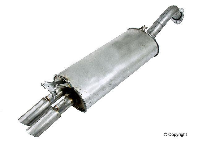 Audi Exhaust System > Audi 100 Exhaust Muffler