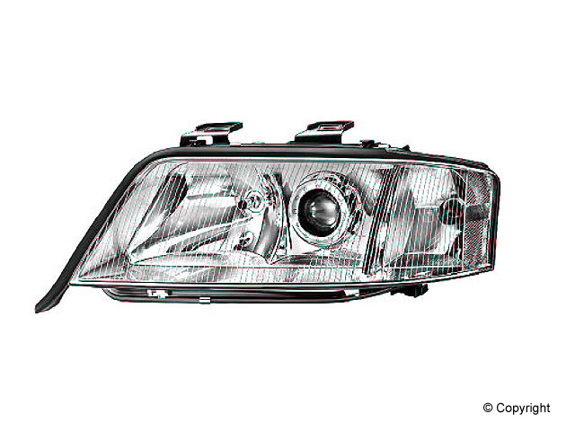 Audi Headlight Assembly > Audi A6 Headlight Assembly