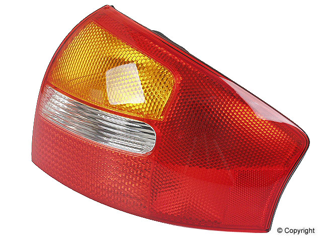 Audi Tail Light Lens > Audi RS6 Tail Light Lens