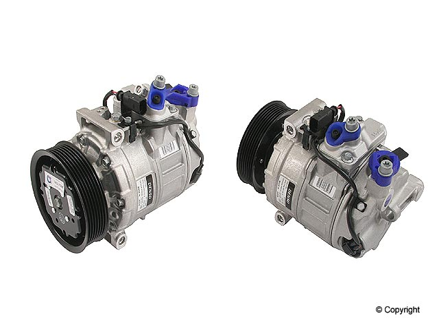 VW Phaeton > VW Phaeton A/C Compressor