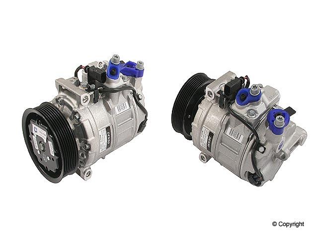 Volkswagen AC Compressor > VW Phaeton A/C Compressor