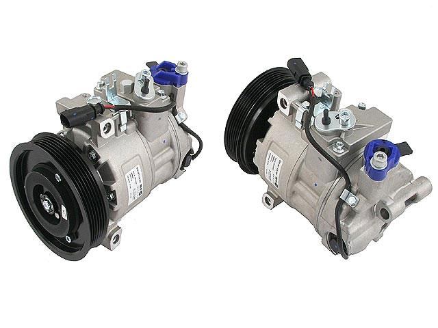 Audi AC Compressor > Audi A6 A/C Compressor