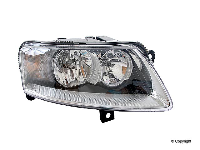 Audi A6 Headlight Assembly > Audi A6 Quattro Headlight Assembly