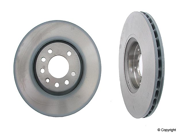 Saab Rotors > Saab 9-5 Disc Brake Rotor
