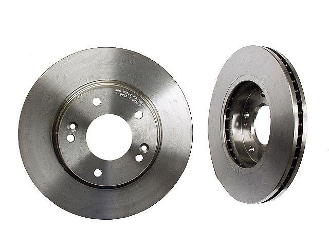 Hyundai Santa Fe Rotors > Hyundai Santa Fe Disc Brake Rotor