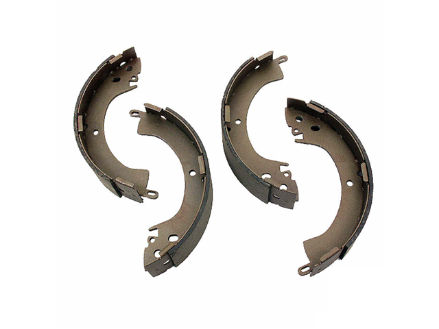 Mitsubishi Brake Shoe Set > Mitsubishi Mighty Max Drum Brake Shoe