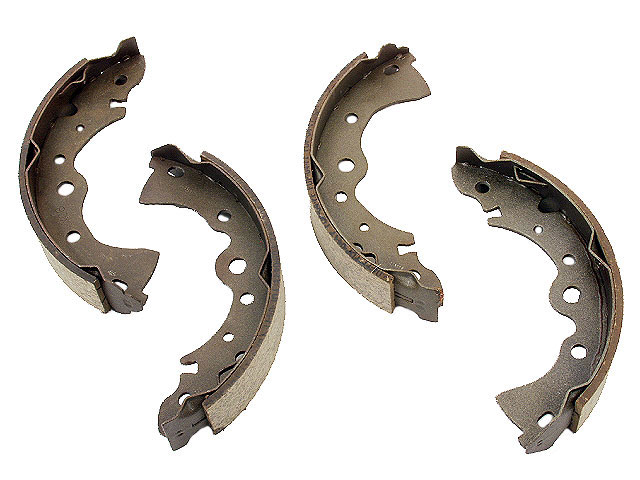 Nissan Brake Shoe Set > Nissan Sentra Drum Brake Shoe
