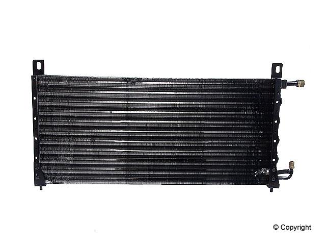 Volkswagen Scirocco AC Condenser > VW Scirocco A/C Condenser