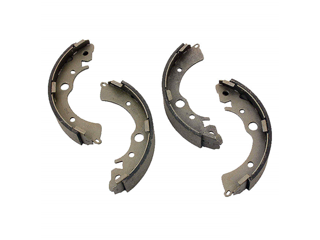 Honda Brake Shoe Set > Honda CRX Drum Brake Shoe